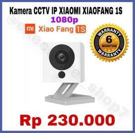 Kamera CCTV XIAOMI ORIGINAL 100% - Kamera Perekam WAJIB Koneksi WIFI