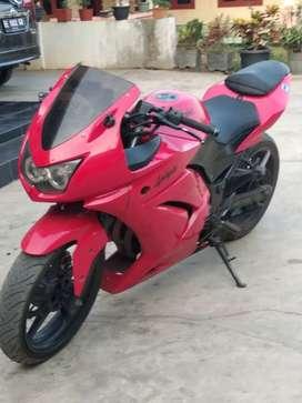 Ninja 250 cc karbu