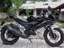 2014 Yamaha R15 version 2