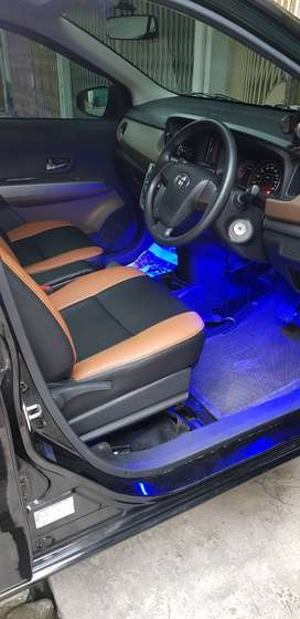 Toyota Calya 2017 G A/T Hitam ada bonus++