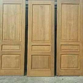 Pintu jati Blora / Kusen Jati