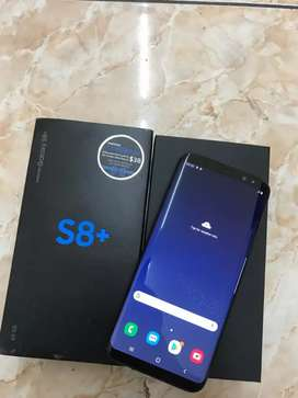 Promo Termurah Samsung S8+ 4/64GB Normal Fullset
