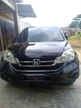 Honda CRV tahun 2010 Rp. 130.000.000