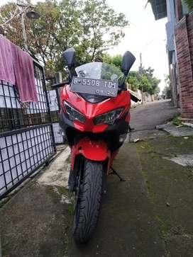 Dijual Kawasaki Ninja 250 2019