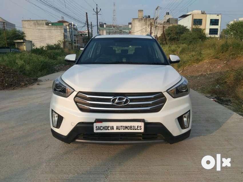 Hyundai Creta 1.6 SX Automatic, 2015, Diesel 0