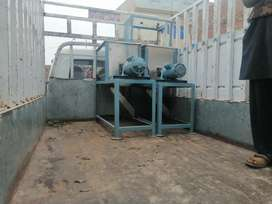 Mixers and soap machines