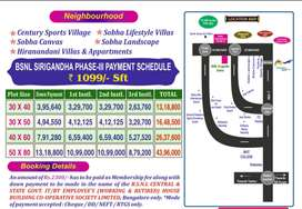 bsnl society plots for sale in bangalore