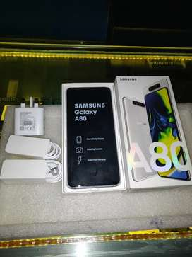 Samsung A80 Box Pack 8/128 imported, Note10 singal , Note 10 plus Duos