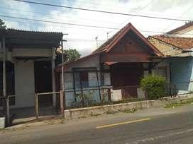 Rumah dikawasan kampung turis tirtodipuran jogja