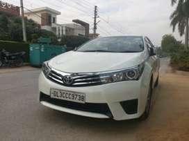 Toyota Corolla Altis GL, 2015, Diesel