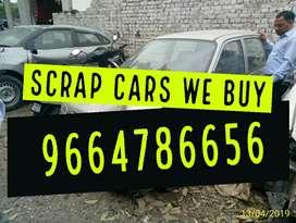Behe. Rusted cars scrap unused old 15 years old cars scrap we buy