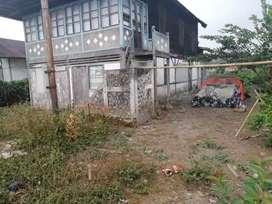 Dijual Rumah 2 Lantai Luas Tanah 500 M2 Sertifikat Hak Milik