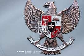 Garuda Pancasila Tembaga dan Kuningan I Pusat Kerajinan Logam 15031