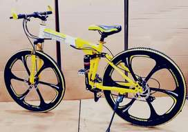 NEW MERCEDES BENZ,BMW,AUDI 21 GEARS FOLDABLE CYCLE