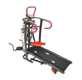 Treadmill manual 6 fungsi // bisa cod area klaten