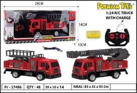 Mobil remot pemadam kebakaran