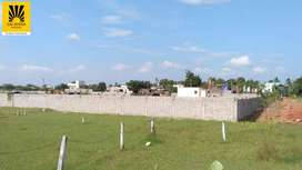 IN GANNAVARAM CRDA APPROVED PLOTS FOR SALE NEAR KODURPADU