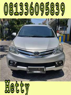 Toyota Avanza 1500cc G Manual 2012 Silver #All New Avanza