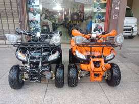 Deba Pack 125cc Atv Quad 4 Wheels Bike Online Deliver In All Pakistan