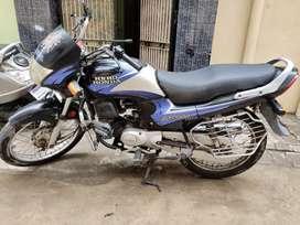 Hero Honda passion plus 2007 model 52000 km in Arjun Nagar