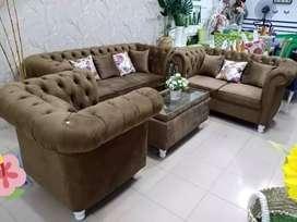 Berbagai sofa dan meja mkn terbaru bs custom dan request warna
