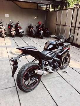 Yamaha R 25 Istimewa Seperti Baru