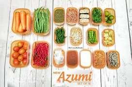 Food Prep with Technoplast New Azumi isi 18