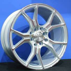 VOODOO 59783 R15x7 Lubang8 SMF - HSR Velg/Pelek Mobil Import