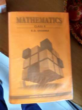 class 10 rd sharma maths