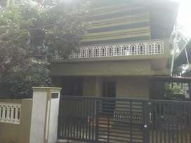 Kallathod  house  for rent 8000