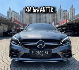 Mercy C43 Coupe AMG 2019/2020 KM 6rb ANTIK Mercedes Benz C43 C 43