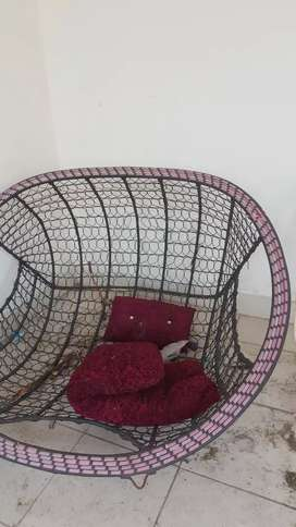Swing chair in large size without stand