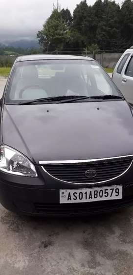 Car indica v2 in excellent condition with Sony music system ,ac .