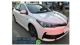 Toyota Corolla Altis(2014)Get on Esay Installment...