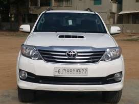Toyota Fortuner 3.0 4x4 Manual, 2015, Diesel
