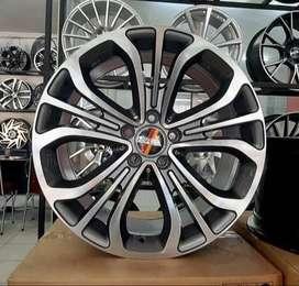 Velg mobil R18 HSR COUPE racing Buat Innova, Camry, Terios, Rush