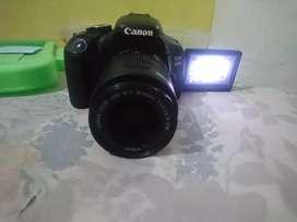 Canon 600D lensa kit STM murah banyak bonus