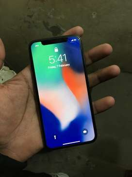 Iphone x condition 10/10