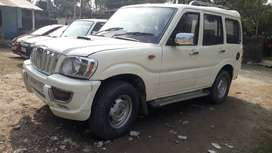 Mahindra scorpio new model 2010