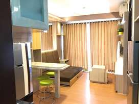 Disewakan apartment gateway pasteur furnish terbaik 2bed siap huni