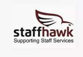 staff required for office and home