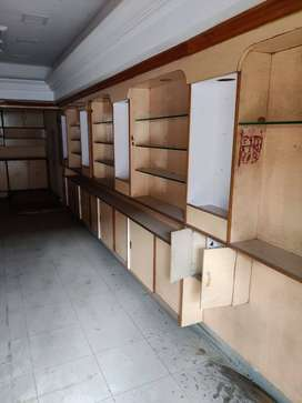 Shop and 1BHK for sale in Okalipuram