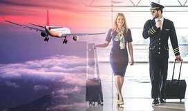 Hiring for Ground Staff, Air Ticketing Executive & Cabin Crew  Job Rol