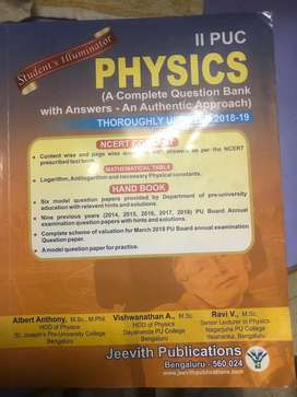 2nd puc physics book