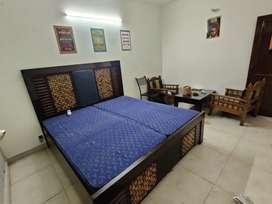 Independent 2 Room Set fully furnished