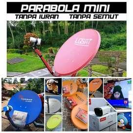 Promo pasang baru parabola dan perbaikan bangkalan
