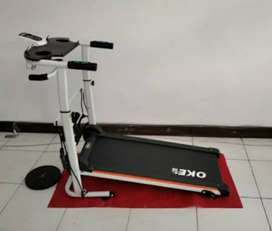 New manual Treadmill 4 fungsi baru bisa bayar ditempat