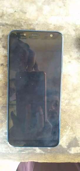 Samsung j6 with bill