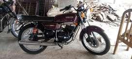 Yamaha rx100 new