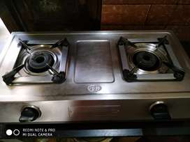 2 burner gas stove for sell